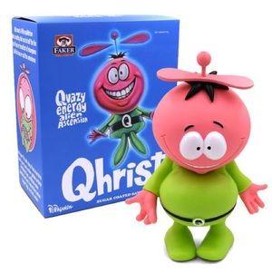 Qhirst, The Quazy energy alien ascension